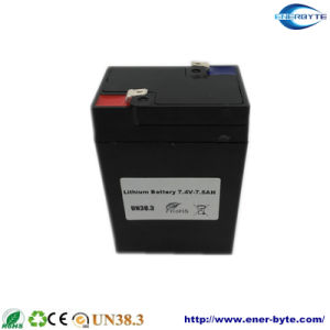 Rechargeable Lithium (NCM) Battery Pack 7.4V 7.5ah pictures & photos