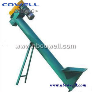 U Type Shafted Spiral Screw Conveyor pictures & photos