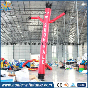 Colorful Inflatable Sky Dancer, 5m High Inflatable Air Dancer for Sale