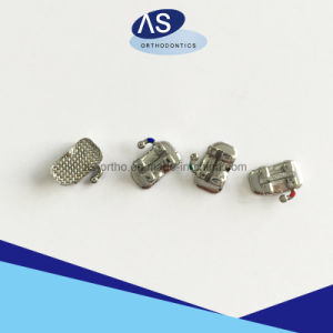 as-Orthodontic Manufacturer Metal Bracket pictures & photos