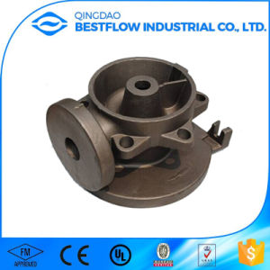 Custom Aluminum Parts Zinc Anode Parts pictures & photos