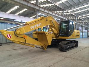 High Quality 21ton Isuzu Engine Crawl Excavator, Excavator, Hydraulic Excavator for Sale pictures & photos