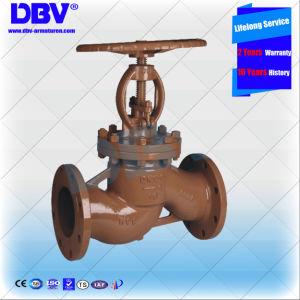 Industrial GB Standard Globe Valve with Ce Approval