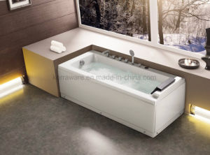 (K1212) Freestanding Acrylic Bathtubs / Massage Whirlpool Bathtubs pictures & photos