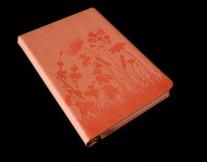 Fancy Design Embossed Hardcover Notebook Printing pictures & photos
