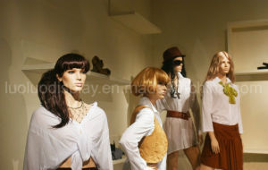 Realistic Female Mannequin for Dress Display pictures & photos