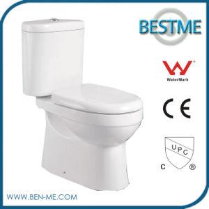 P Trap Watermark Toilet for Austrilia Market pictures & photos