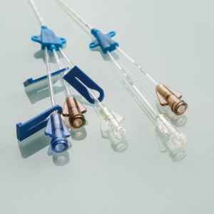 Disposable Central Venous Catheter with High Quality Ce pictures & photos