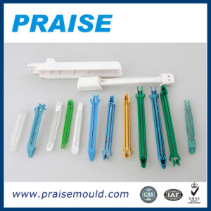 Hot Runner Plastic Injection Medical Syringe Mould pictures & photos