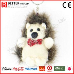 Cheap Stuffed Animal Soft Hedgehog Plush Key Rings pictures & photos