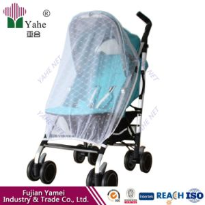 100% Polyester Baby Stroller Mosquito Net pictures & photos