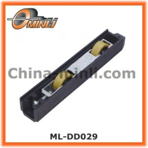 Plastic Covering Nylon Part with Double Roller for Hot Sale (ML-DD029) pictures & photos