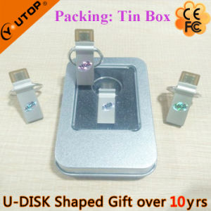 Mobile Cellphone USB3.0 Disk for Custom Gifts (YT-3288-03) pictures & photos