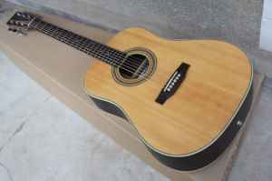 Hanhai Music/41′′ Acoustic Guitar with All Solid Body (D-16RGT) pictures & photos
