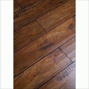 HDF AC2-AC4 Hand-Scraped Laminate Flooring pictures & photos