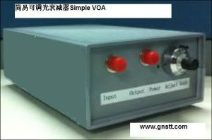 Fiber Optical Simple VOA U-Senda pictures & photos
