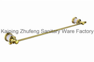 New Design Zf-560 Single Towel Bar Jade Bathroom Accessory pictures & photos