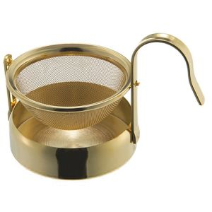 Germany Type Rotating Mesh Provence Tea Strainer pictures & photos