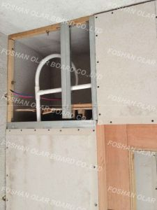 Calcium Sillicate Board for Ceiling & Partition, 100% Asbestos pictures & photos