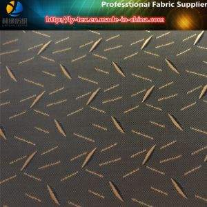 Polyester Twill Taffata Jacquard Fabric for Women Lining (2) pictures & photos