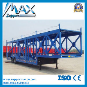 2016 Hot Sale 6 Vehicle Carrier Car Carrying Semi Trailer pictures & photos