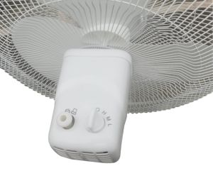 """Good Quality 16"""" Oscillating Stand Fan with Cross Base, Pedestal Fan pictures & photos"""