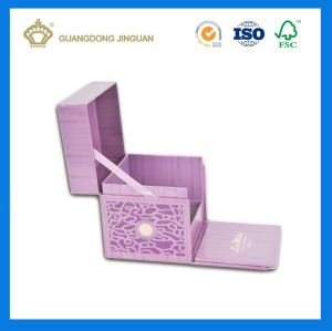 Luxury Custom Logo Printed Perfume Box (with Logo embossing) pictures & photos