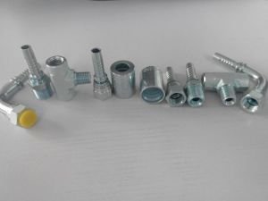45° JIS Female 60&Deg B8363 Forged Hydraulic Fitting (22641) pictures & photos