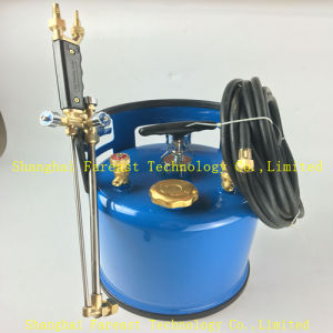 Semi Automatic Handhold Oxy Gasoline Cutting Tool with Nozzle pictures & photos