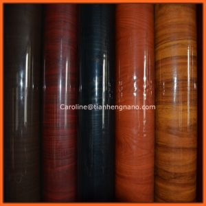 Super Grade PVC Material Furniture Decoration Foil Wood Film