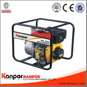 Kp2000 50Hz 1.5kVA 60Hz 2kVA Continuous Running Power Gasoline Generator pictures & photos