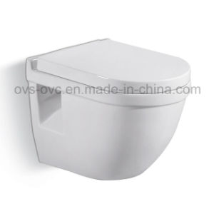 China Manufacturer Wall Hang Toilets pictures & photos