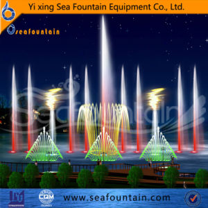 Morden Lake Floating Water Fountain Company pictures & photos