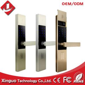 Digital Door Lock Keyless Touchpad Security Stainless Steel Fingerprint Door Lock pictures & photos