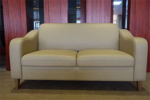 Modern Wooden Living Room Fabric Luxury Sofa Bed for Sale pictures & photos