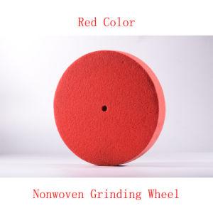 """8""""X1"""" 8p Non Woven Grinding Wheel Nonwoven Grinding Disc pictures & photos"""