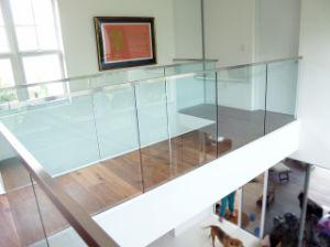 Interior Aluminum U Channel Railing/Balustrade pictures & photos