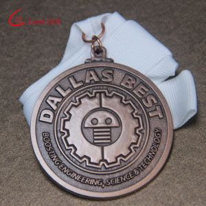 Custom Copper Round Metal Medal Craft Medals Wholesale pictures & photos