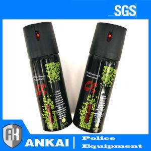 Pepper Spray Tactical Military Tear Gas Spray Police Tactics Spray pictures & photos