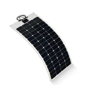 140W Flexible Solar Panel From China Factory Directly pictures & photos