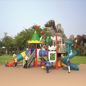 Colorful Style Outdoor Playground for Sale pictures & photos