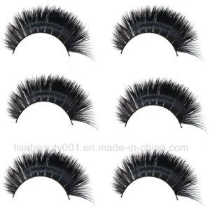 Luxury Real Mink Fur False Eyelashes Handmade Full Long Mink Lashes pictures & photos