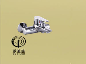Oudinuo Single Handle Brass Bathtub Shower Mixer & Kitchen Faucet Odn-67413-1 pictures & photos