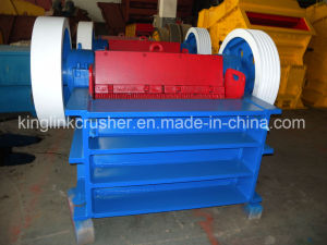 Pex Fine Jaw Crusher pictures & photos