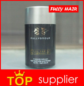 Best Price Fully Keratin Hair Building Fibers Support Private Label