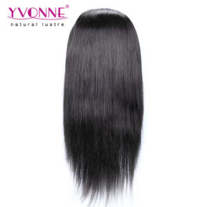 Natural Straight Human Hair Full Lace Wig pictures & photos