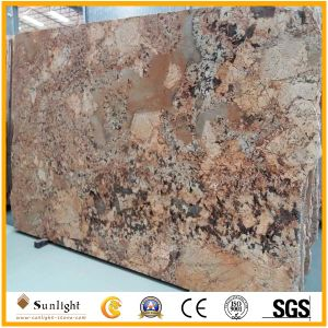 Brazilian Golden Persa Granite for Slabs/Tiles/Countertops&Vanity Tops pictures & photos