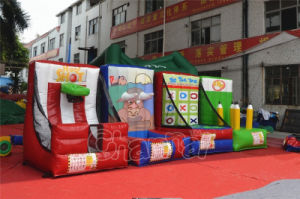 4 in 1 PVC Inflatable Sport Game Ball Game for Kids pictures & photos