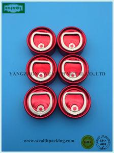 Pull-Ring Aluminium Caps pictures & photos