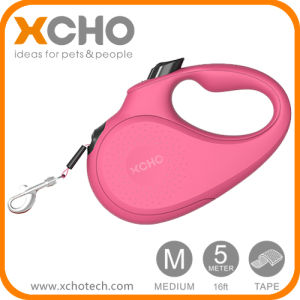 China Hot Sale Retractable Dog Leash/Lead pictures & photos